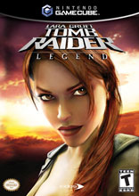 Tomb Raider: Legend GameCube