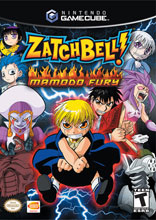 Zatch Bell! Mamodo Fury GameCube
