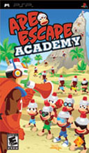 Ape Escape Academy PSP