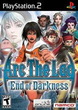 Arc the Lad: End of Darkness PS2