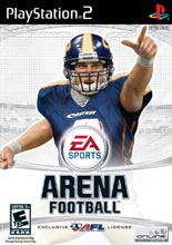 Arena Football for PlayStation 2 last updated Sep 16, 2006