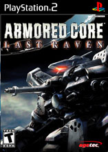 Armored Core: Last Raven PS2