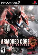 Armored Core: Nine-Breaker PS2
