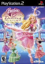 Barbie: 12 Dancing Princesses PS2