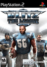 Blitz: The League PS2