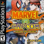 Marvel vs. Capcom PSX