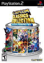 Capcom Classics Collection Vol. 2 PS2