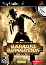 Karaoke Revolution Country PS2