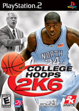 College Hoops 2K6 PS2