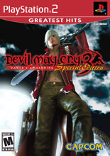 Devil May Cry 3: Dante's Awakening - Special Edition PS2