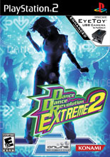 Dance Dance Revolution Extreme 2 PS2