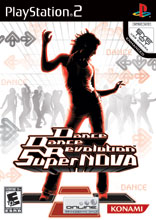 Dance Dance Revolution SuperNOVA for PlayStation 2 last updated Nov 05, 2007
