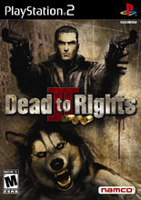 Dead to Rights II: Hell to Pay PS2