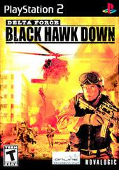 Delta Force Black Hawk Down PS2