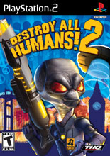 Destroy All Humans 2 for PlayStation 2 last updated Jul 21, 2012