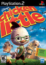 Disney's Chicken Little PS2
