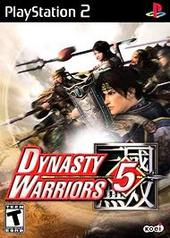 Dynasty Warriors 5 for PlayStation 2 last updated Jan 03, 2009