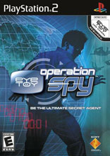 Eye Toy: Operation Spy PS2