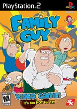 Family Guy for PlayStation 2 last updated Jul 10, 2009