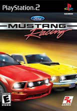 Ford Mustang: The Legend Lives PS2