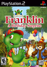 Franklin: A Birthday Surprise PS2