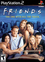 Friends: The One With All The Trivia PS2