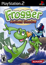 Frogger: Ancient Shadow PS2