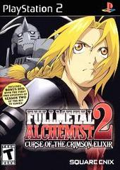 Full Metal Alchemist 2: Curse of the Crimson Elixir PS2