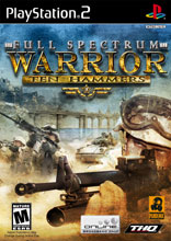 Full Spectrum Warrior: Ten Hammers PS2