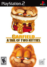 Garfield: A Tail of Two Kitties PS2