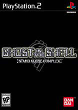 Ghost in the Shell: Stand Alone Complex PS2
