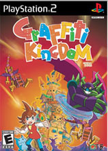 Graffiti Kingdom PS2