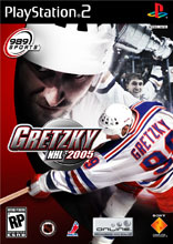 Gretzky NHL 2005 for PlayStation 2 last updated Nov 25, 2006