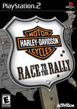 Harley-Davidson Cycles: Race to the Rally PS2
