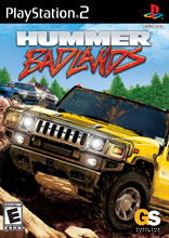 Hummer: Badlands PS2