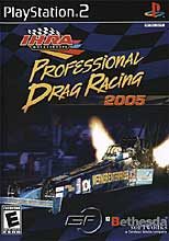 IHRA Professional Drag Racing 2005 PS2