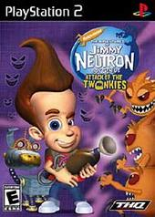 Jimmy Neutron: Attack of the Twonkies PS2