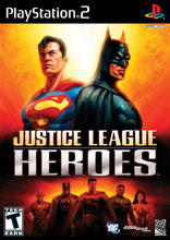 Justice League Heroes for PlayStation 2 last updated Sep 29, 2008