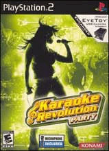 Karaoke Revolution Party PS2