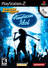 Karaoke Revolution: American Idol PS2