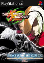 King of Fighters 2003/2002 PS2