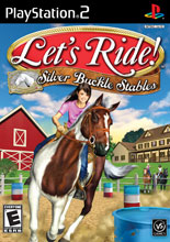 Let's Ride: Silver Buckle Stables PS2