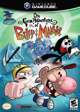 The Grim Adventures of Billy & Mandy GameCube