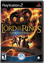 Lord of the Rings: The Third Age PS2