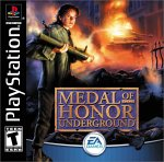 Medal Of Honor: Underground PSX