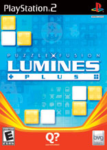 Lumines Plus: Puzzle Fusion PS2