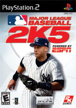 Major League Baseball 2K5 PS2