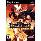 Makai Kingdom: Chronicles of the Sacred Tome PS2