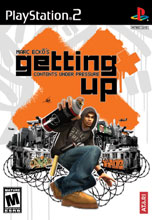 Marc Ecko's Getting Up: Contents Under Pressure PS2