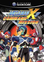 Mega Man X: Command Mission PS2